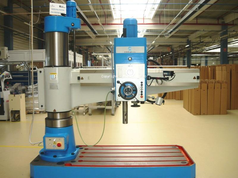 Radial drilling machine MOOS type VR