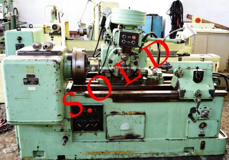 Spline shaft milling machine STANKO 5350