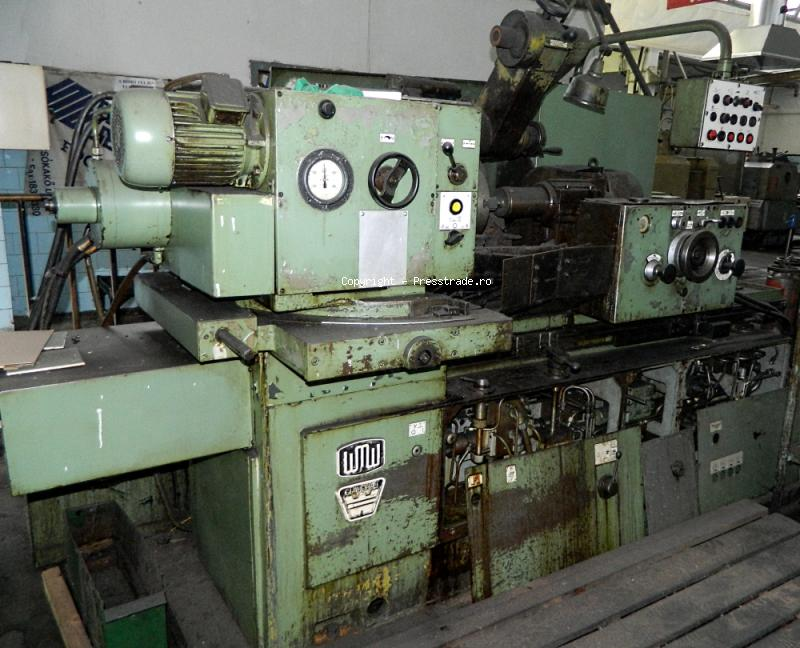 Internal grinding machine WMW GLAUCHAU type SIP 200 x 315/11 - SOLD