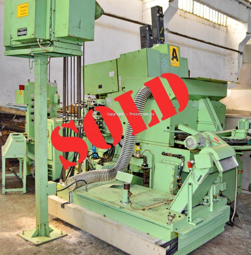 CNC gear shaper LORENZ type LS 152 V - SOLD