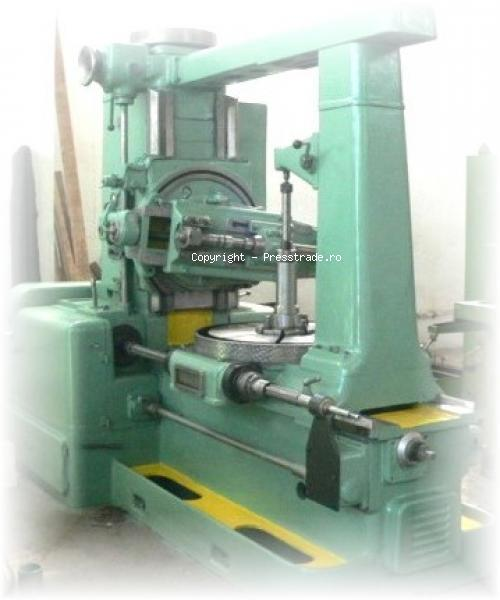 Gear hobbing machine TOS type FO 10 - sold