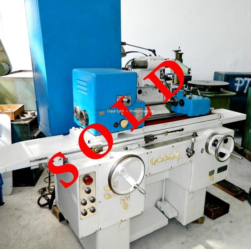 Universal grinding machine TOS type BUA 20A x 450 - SOLD
