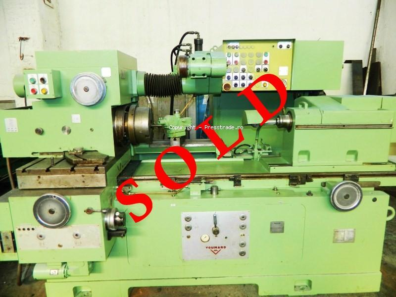 Internal grinding machine VOUMARD type 6A900 - SOLD