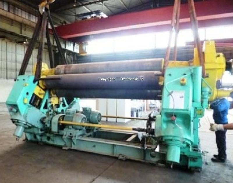 4 Roll bending machine STANKO type IB 24 24A