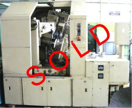 Gear grinding machine NILES type ZSTZ 630 C3 - SOLD