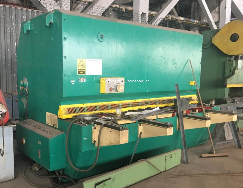 Press shear DIGEP type DLB 16/3100