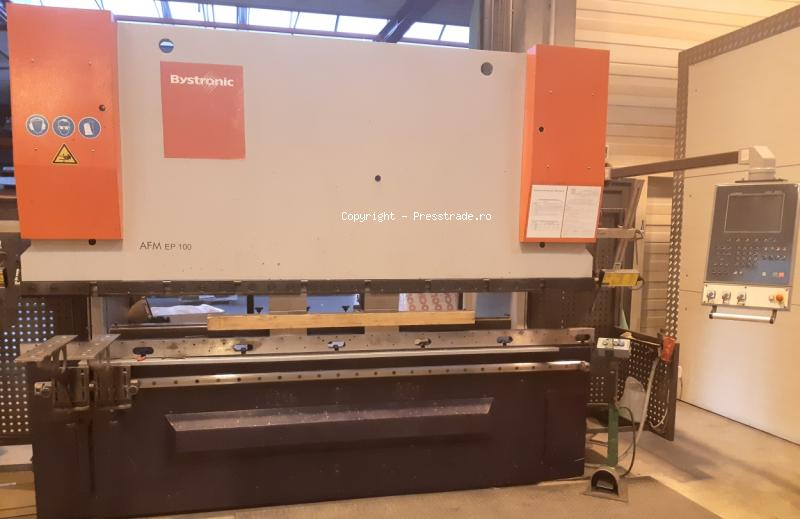Press brake BYSTRONIC type EP 31-100