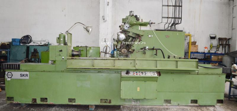 Fritz Werner SKR 20 spline shaft grinding machine