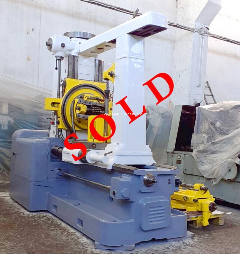 TOS FO 10 gear hobbing machine - SOLD