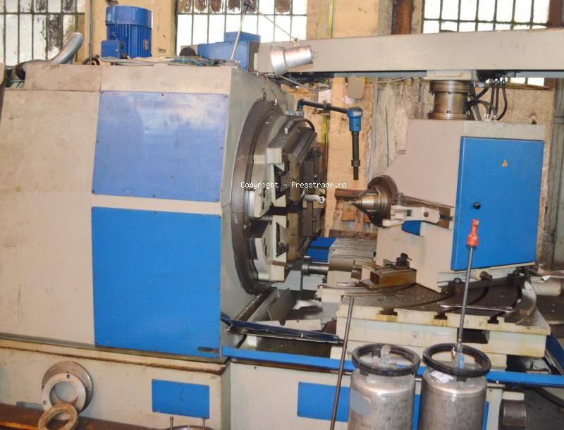 STANKO 5C276P straight bevel gear shaper